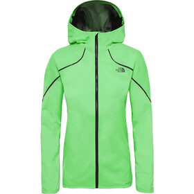 The North Face Flight Jacket Dame Chlorophyll Green